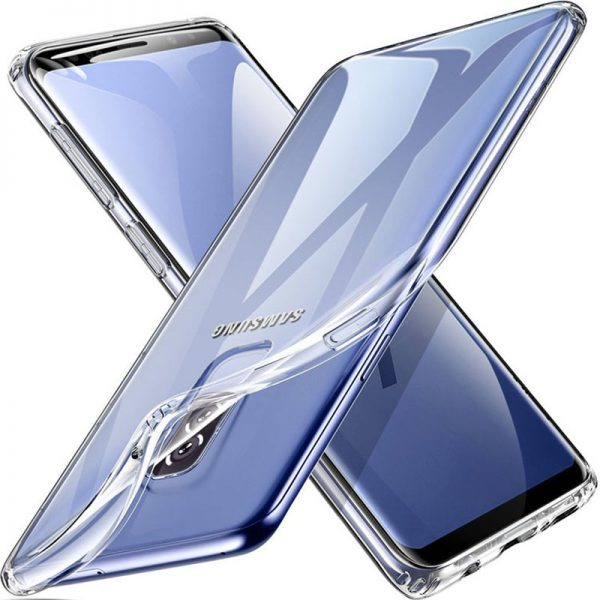 Galaxy S9 Transparant Hoesje
