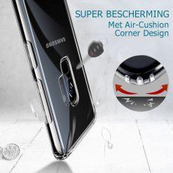 Transparant hoesje Galaxy S9