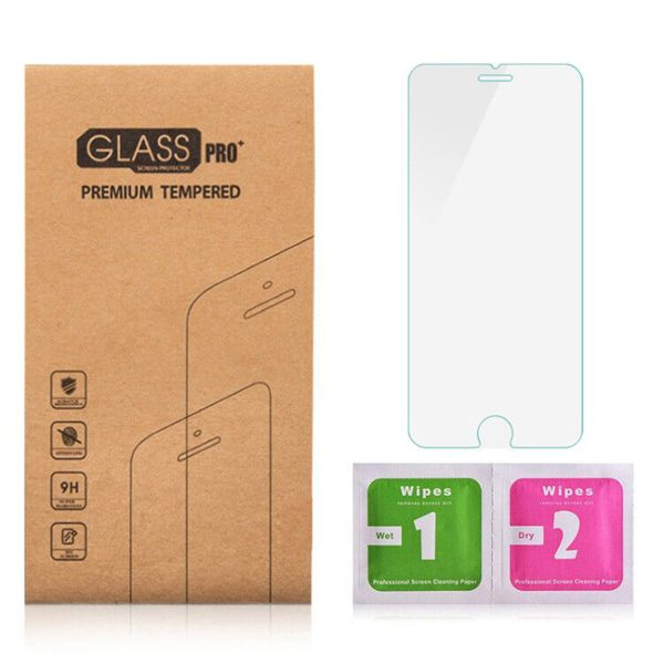 iPhone screenprotector tempered glass pro