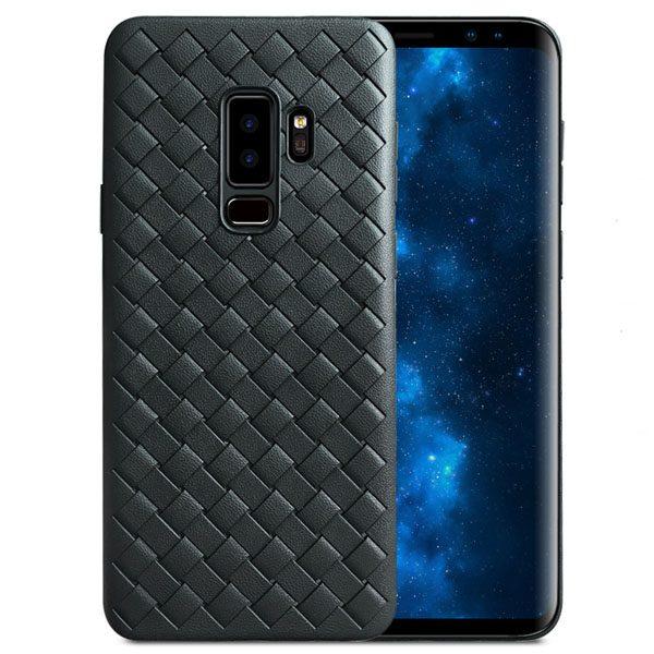 galaxy s9+ siliconen hoesje