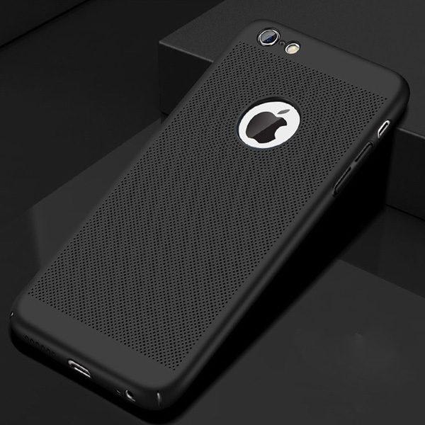 iPhone 7 hoesje zwart