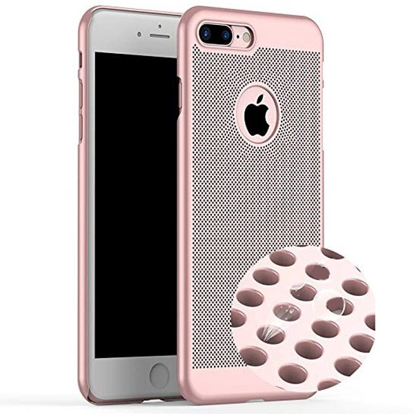 Roze iPhone 8 hoesje