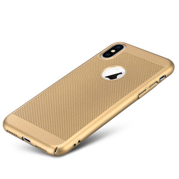 Goud iPhone hoesje