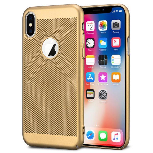 iPhone hoesje goud