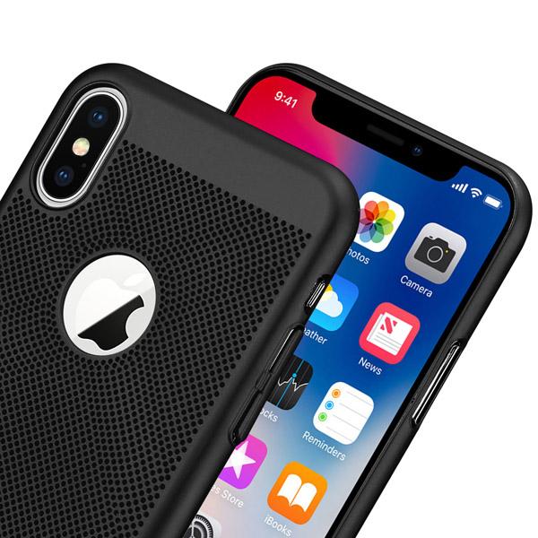 Iphone X Hoesje Op Xs