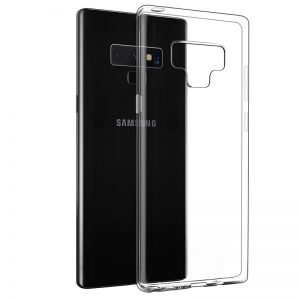 Galaxy Note 9 transparant hoesje