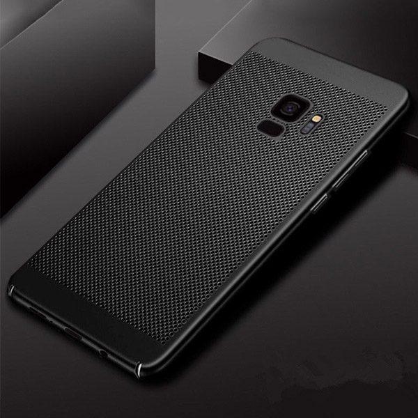 Galaxy S9 hoesje Zwart