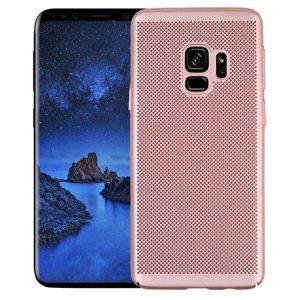 Roze Galaxy S9 hoesje