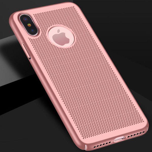 Roze iPhone hoesje