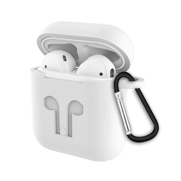 Apple Airpods hoesje wit