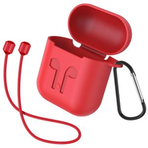 airpods hoesje rood