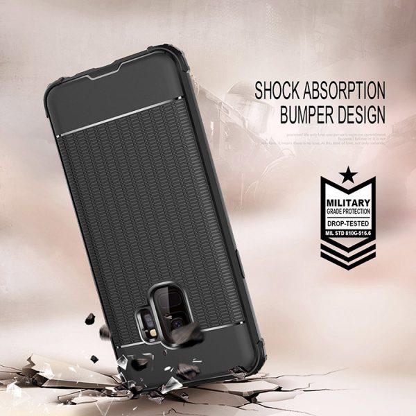 Shockproof Galaxy S9 hoesje