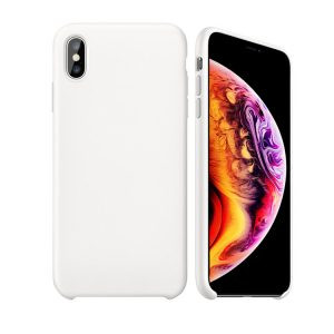 Wit iPhone hoesje