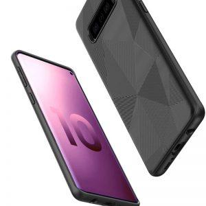 Galaxy S10 Back Cover Premium
