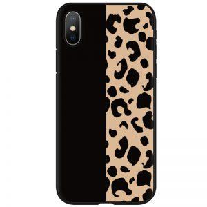 iPhone hoesje tijgerprint luipaardprint