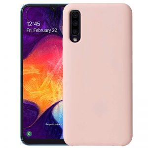 roze Samsung Galaxy A50 hoesje