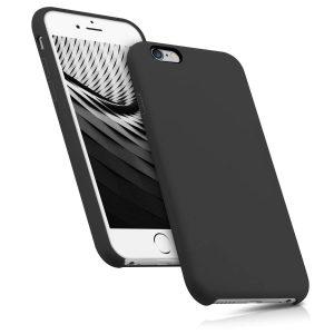 iPhone 6 / 6s hoesje zwart