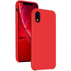 iPhone XR hoesje rood