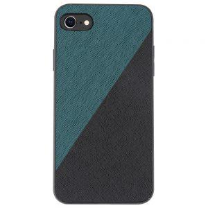 groen zwart iPhone hoesje back cover